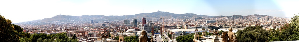 Barcelona Panorama
